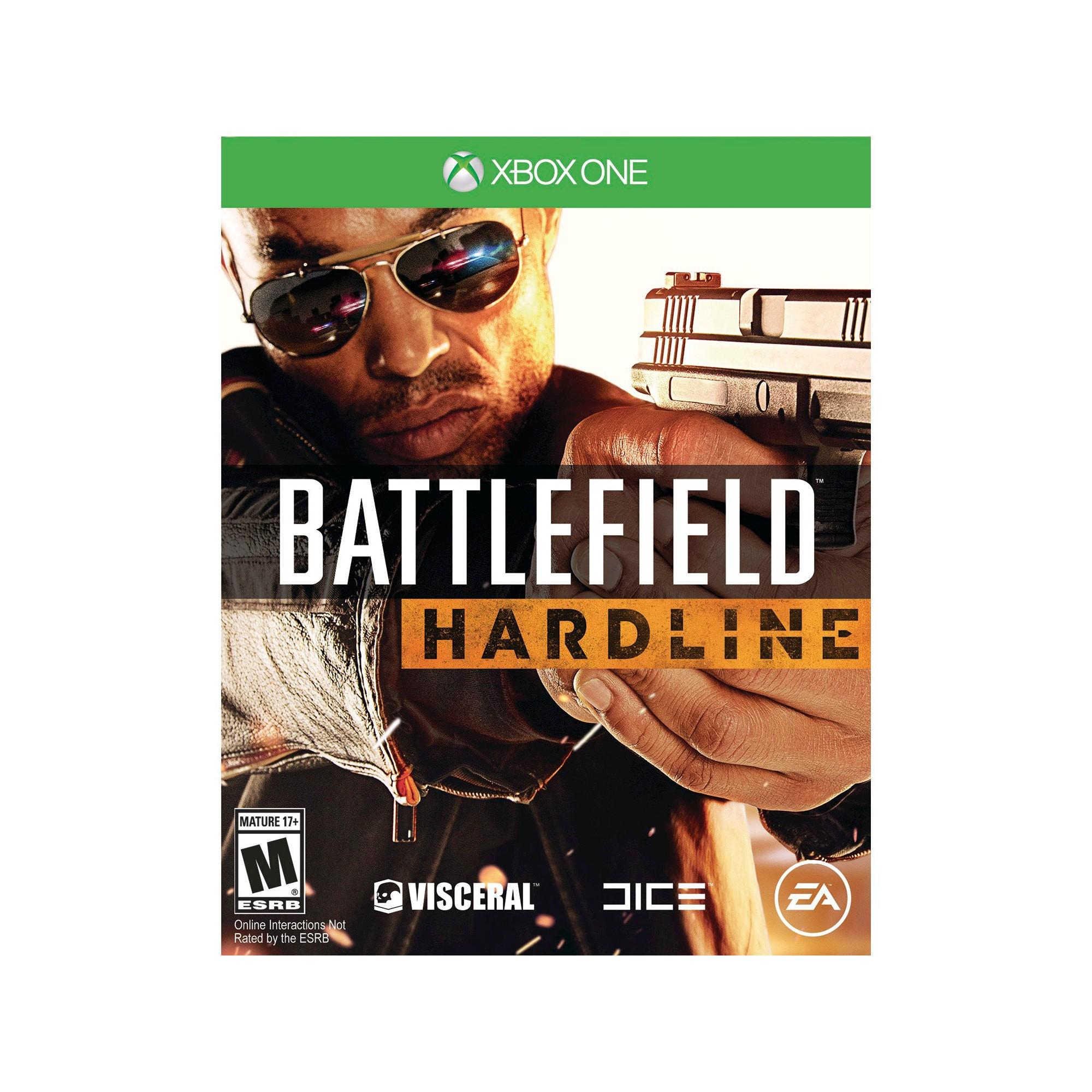 Battlefield Hardline Pre Owned Xbox One Battlefield Hardline