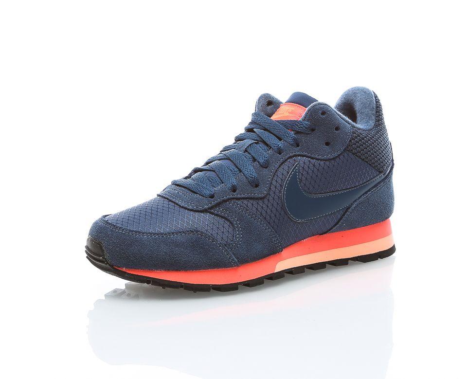 best sneakers 2d90f 200b2 Nike - MD Runner 2 Mid - Blå  Retro