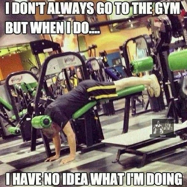 If You Cant Figure Out What This Guy Is Doing Wrong You Need To Come Talk To Me At La Fitness Vista Ca Gymhumor Really H Funny Pictures Hilarious Funny