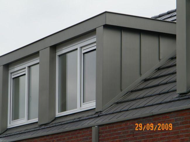 Nova zink felsbaan gevel zinkunie b v verbouw pikedyk pinterest lofts attic and - Kleur schilderij zink ...