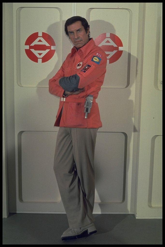 https://flic.kr/p/7FVAFF   Space:1999 Season Two   Martin Landau as Commander John Koenig