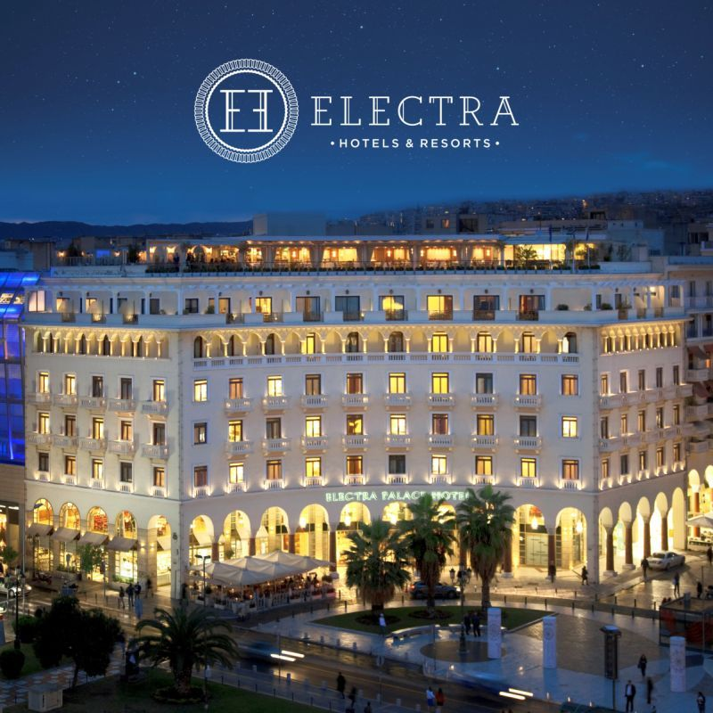 Electra Hotels Resorts Welcomes New Arrivals To Its Team Gtp Headlines Thessaloniki Hotels And Resorts Palace Hotel