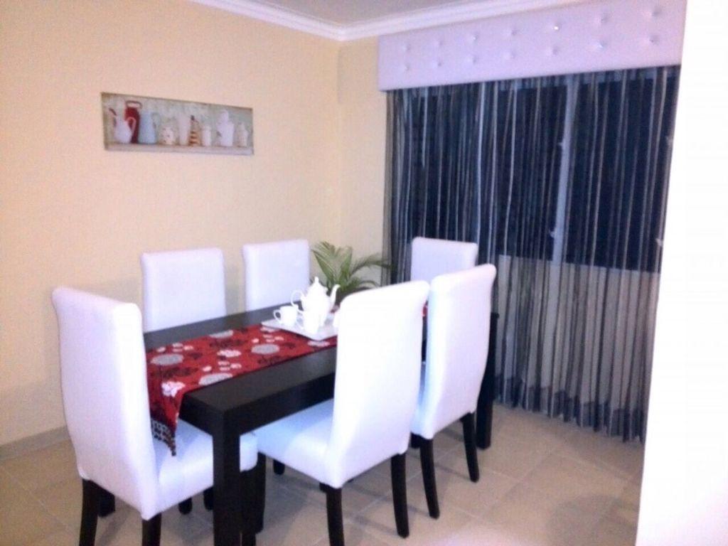 Cortinas para comedor blanco y negro cortina para for Cortinas de comedor
