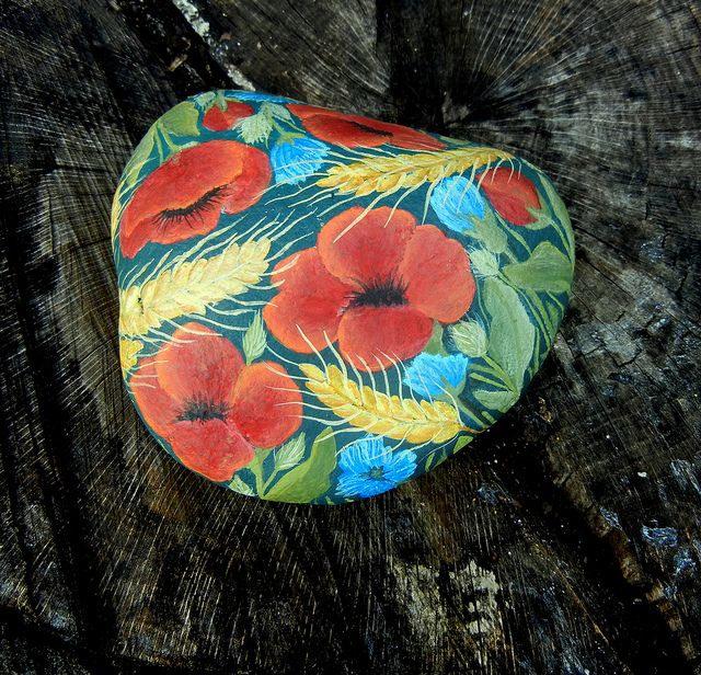 Papaveri, grano e fiordalisi | Flickr - Photo Sharing!