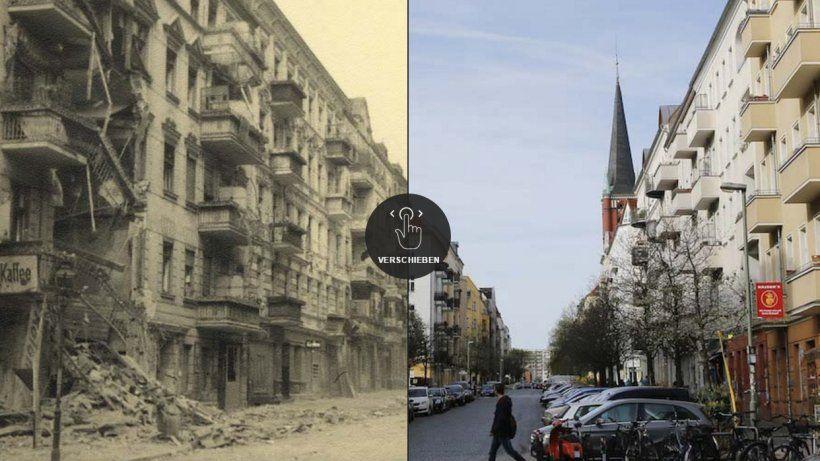 Mit einem Klick in die Vergangenheit: Die Morgenpost zeigt Berlins Geschichte im Foto-Vergleich. Ein Überblick aller Zeitreisen.
