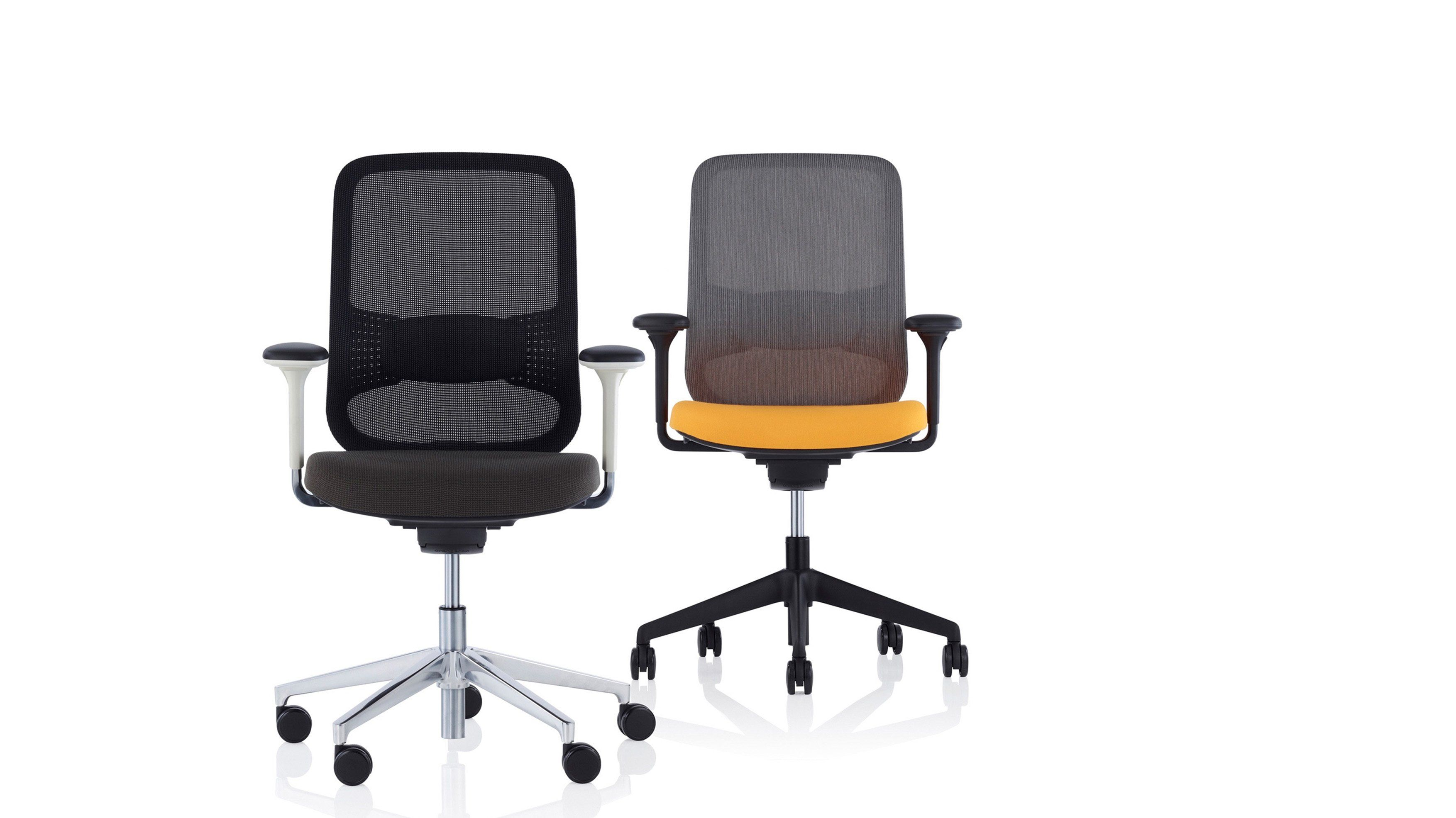 cab4e935e44b859b7a66d970bc71328a - 'Do' Chair - White / Forward - work-from-home