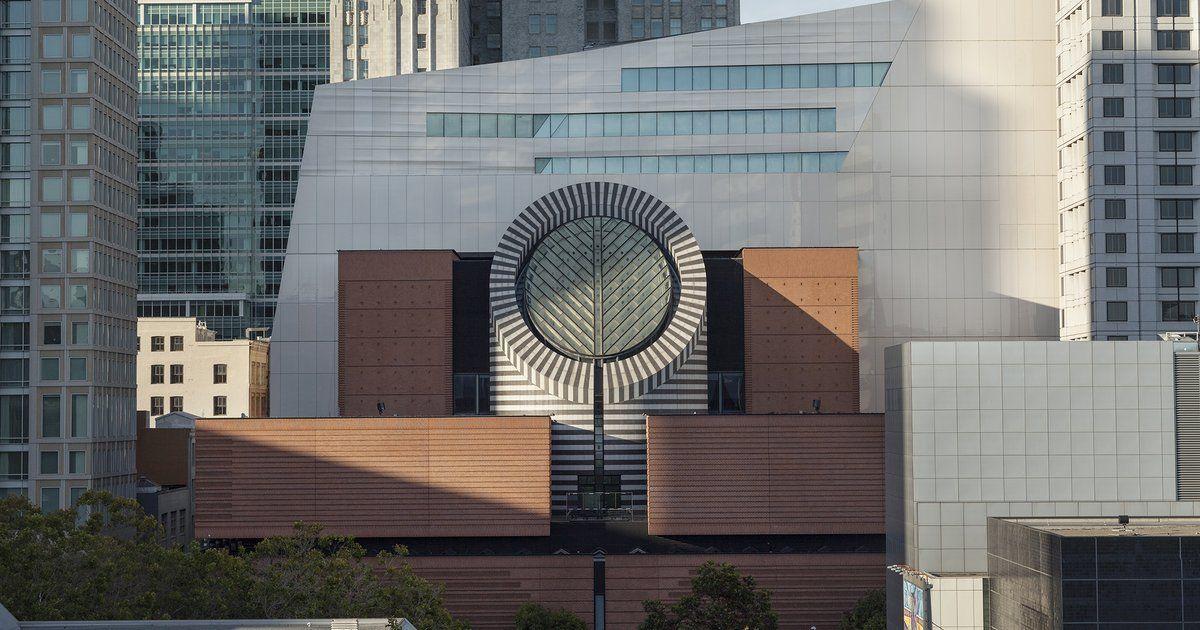 San Francisco Museum Of Modern Art Sfmoma San Francisco