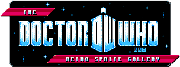 The Doctor Who - Retro Sprite Gallery