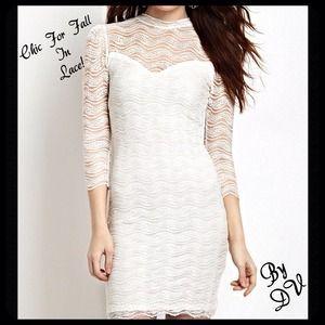 5e4d387a753a Dolce Vita Dresses & Skirts - ❤DV DOLCE VITA A Gorgeous Lace Dress ...