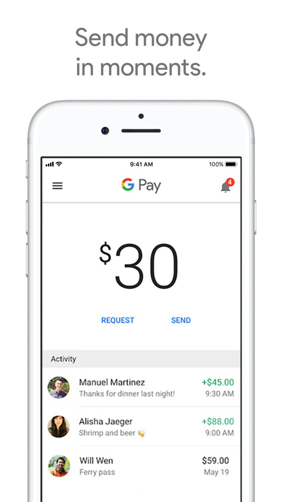 Google Pay Send #ios#Lifestyle#app#apps | cool iphone game | App