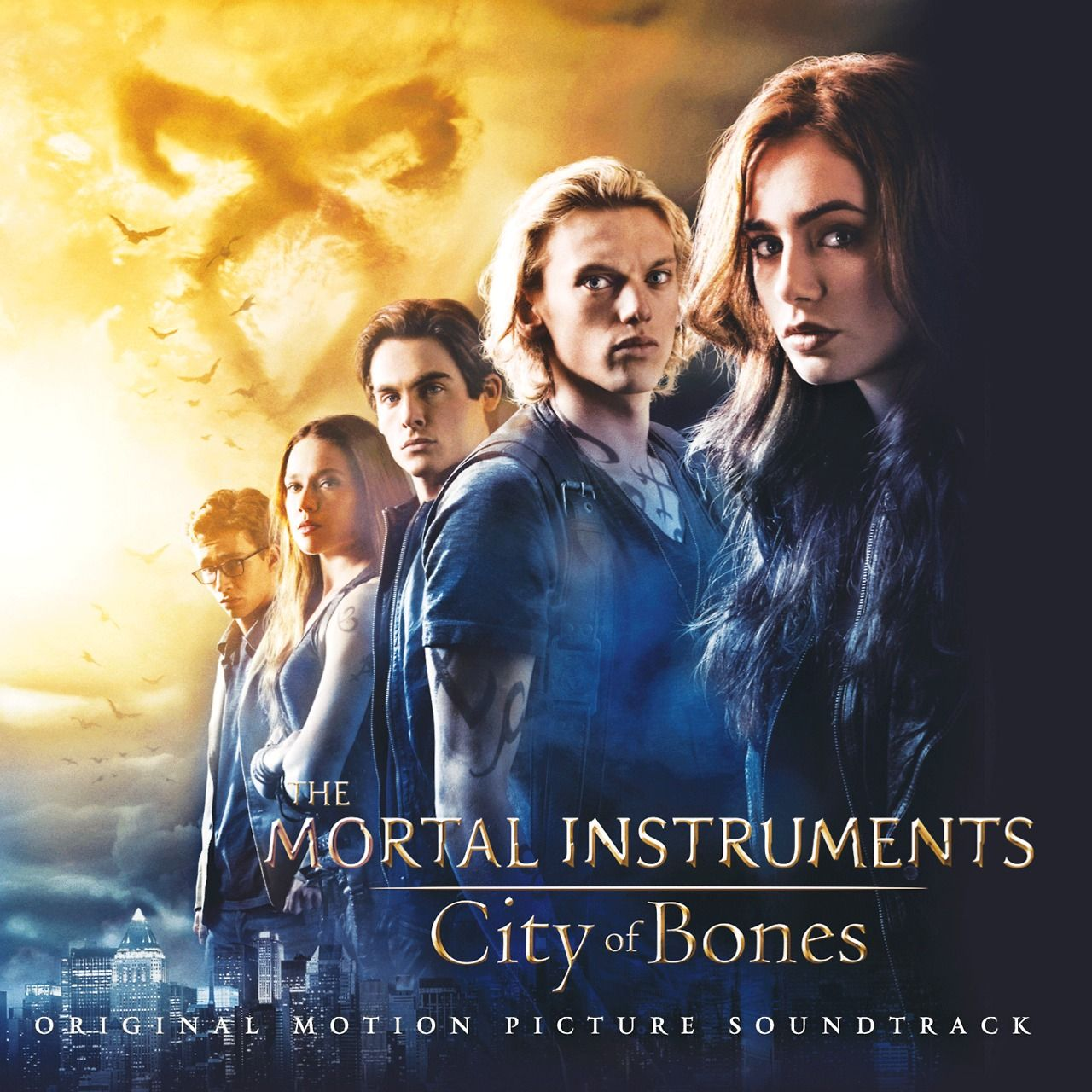 Get ready for a visit to The Mortal Instruments download the OFFICIAL  SOUNDTRACK now! | To the bone movie, City of bones, The mortal instruments