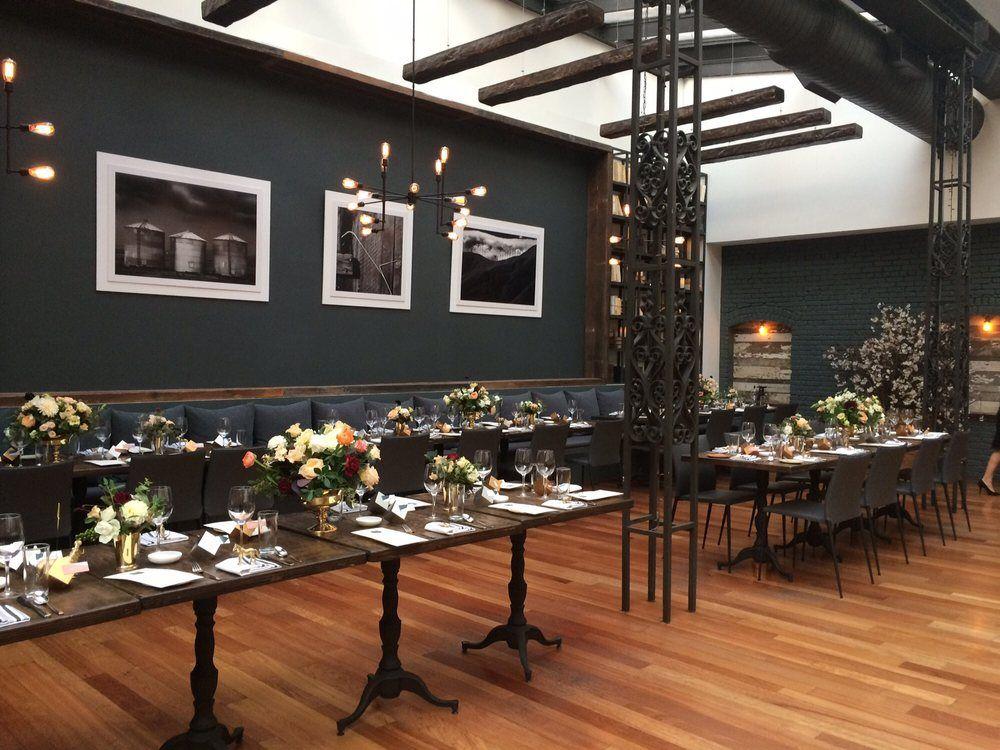 Photo of The Milling Room - New York, NY, United States | Wedding ...