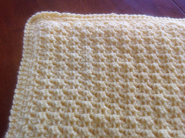 Ravelry Project Gallery For Tiramisu Baby Blanket Pattern By Alicia
