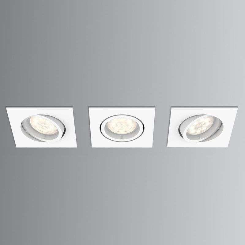 Inbouwspot 55mm Led Spot Dimbaar Inbouw Inbouwspot Buiten Waterdicht Led Spots Dimbaar 12v Led Inbouwspots 12 Volt Led Wit Binnenverlichting