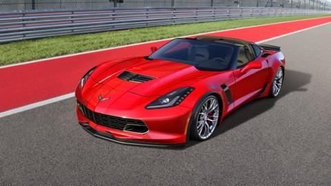 Build Your Own Vehicle Options Corvette Z06 Corvette