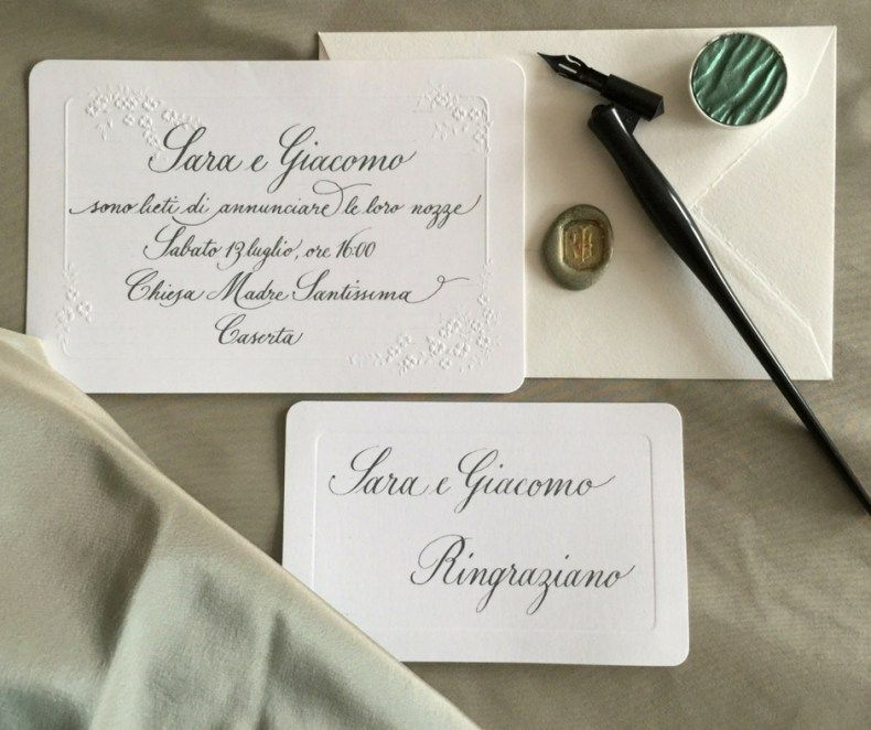 Creazione calligrafica | Beautiful Letters