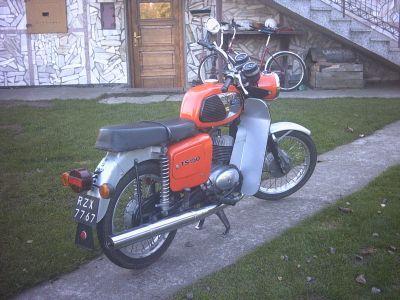 Mz Ts 150 Baujahr 1983 Mit Dem Original Beinschutz Moped Osteuropa Ostdeutschland