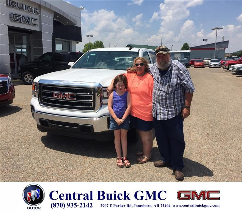 Congratulations To Kenneth And Jennie Worthey On Your Gmc Sierra