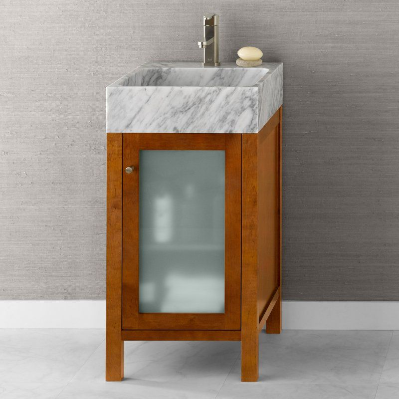Ronbow 036918-1 Cami 18 in. Single Bathroom Vanity - RON710