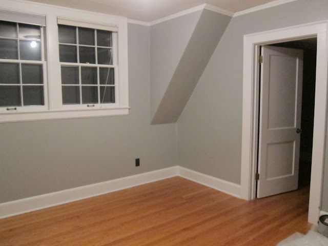 Behr 39 S Sparrow Is The New Color Of Our Living Room Decor Diy Pinterest Living Rooms