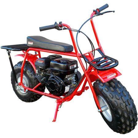 Coleman Ct200u Trail200 Gas Powered Mini Bike Walmart Com Mini Bike Gas Powered Mini Bike Bike Kit