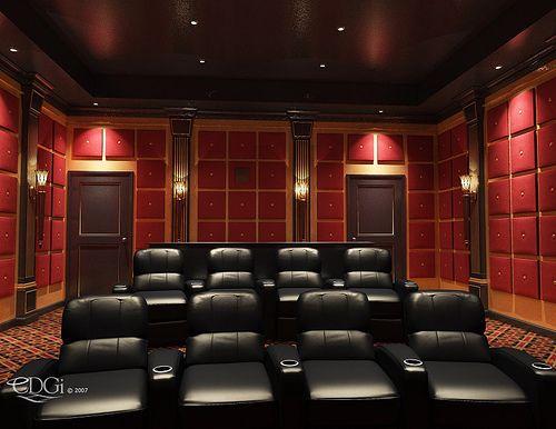 "Rosetta"" Theater Design By Cinema Design Group, Int'L, Via Flickr"