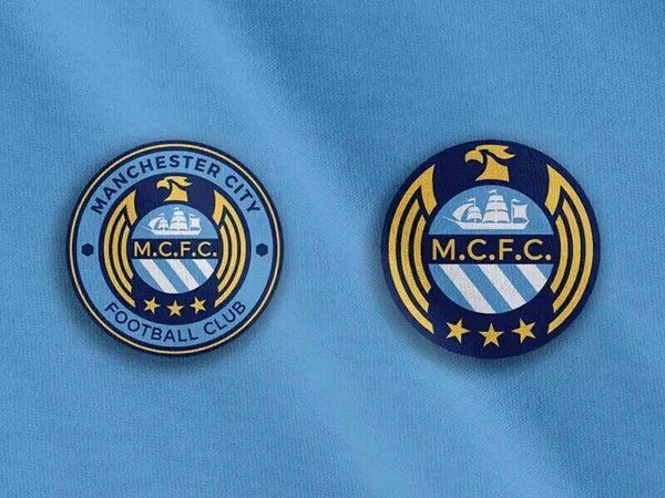 Manchester City on Twitter | Manchester city logo