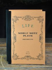 We travel the globe in search of the unique and we can honestly say this Life Notebook was a find to be sure. Fashioned by Japanese st...