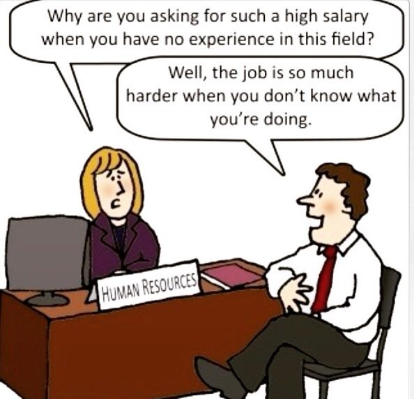 Funny Hr About Friday S: Salary Negotiation #funny
