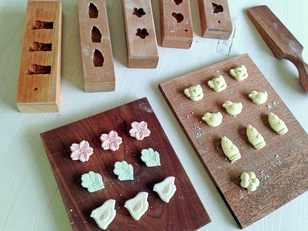 讃岐の地で生まれた極上砂糖『和三盆』と菓子木型の世界を体験!/豆花 | 瀬戸内Finder