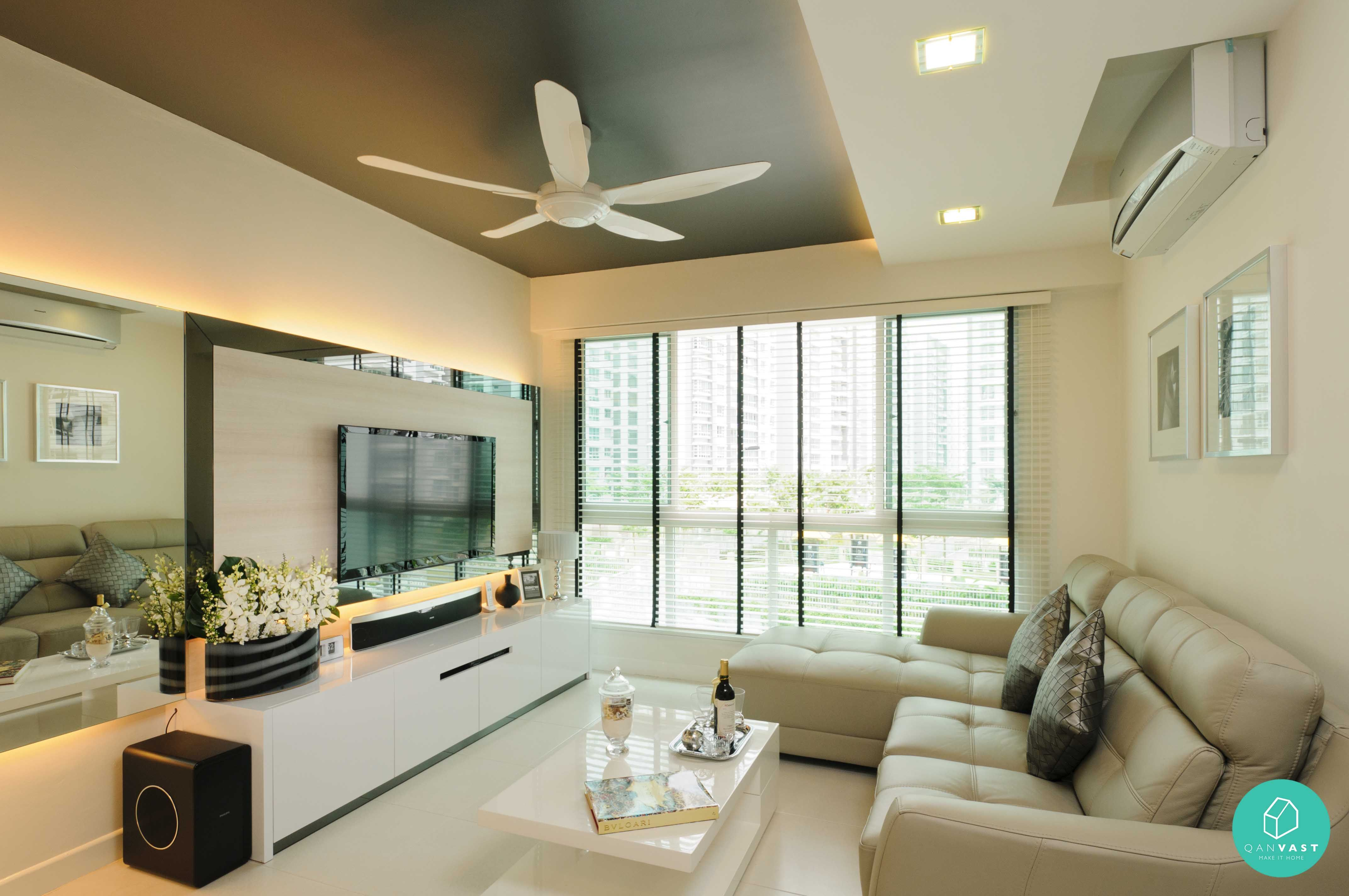 Your Dream Home For Under $25000  House Living Rooms And Room Classy Ceiling Design Ideas For Living Room Review