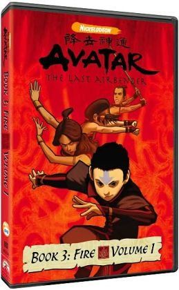 Avatar The Last Airbender Book 3 Fire Vol 1 Avatar The