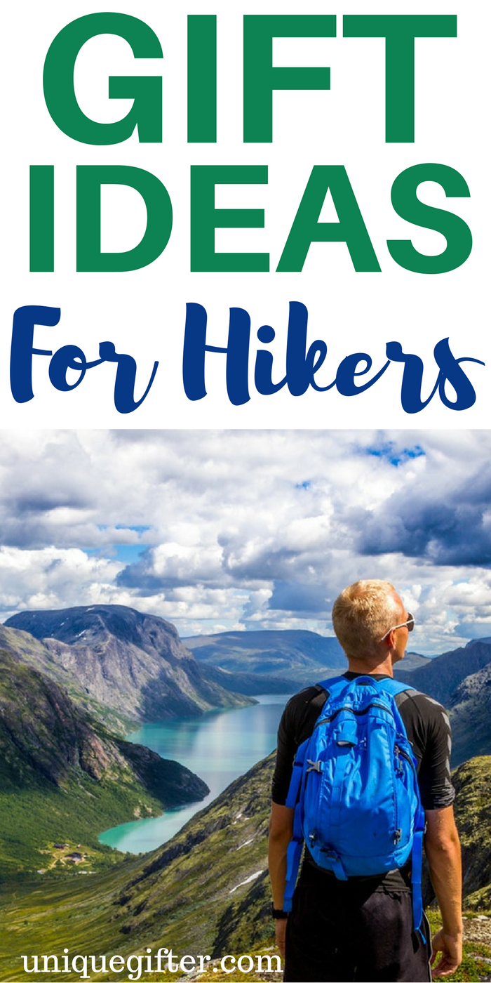 20 Gift Ideas For A Hiker