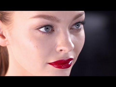 Dior Backstage How To - Dior Addict Lacquer Stick - YouTube