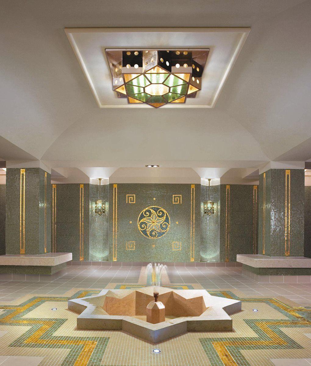 """Aldemar Royal Mare Luxury Resort + Thalasso Spa - Grecia, Creta. Bungalow-Hotel in un grande resort. Con la """"Royal Mare Thalasso Spa"""", una delle migliori SPA al mondo. Talassoterapia, massaggi, fitness e centro benessere. #benessere #spa #dieta #creta #grecia #talassoterapia"""
