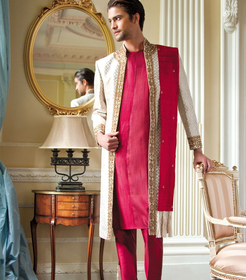 indian wedding dresses for men
