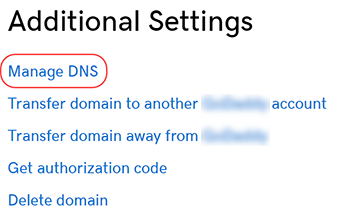 Change A Cname Record Domains Godaddy Help Us Prefixes Records Dns