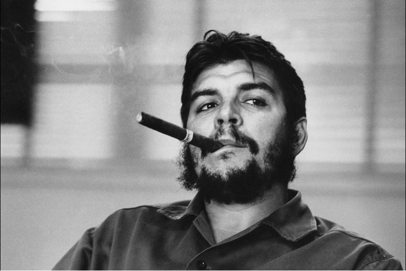 """I knew that when the great guiding spirit cleaves humanity into two antagonistic halves, I will be with the people.""  - Ernesto ""Che"" Guevara, 1963"