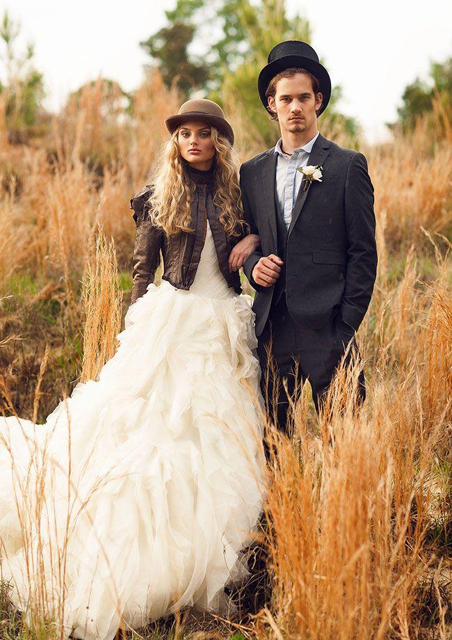 Victorian Wedding Inspiration + a