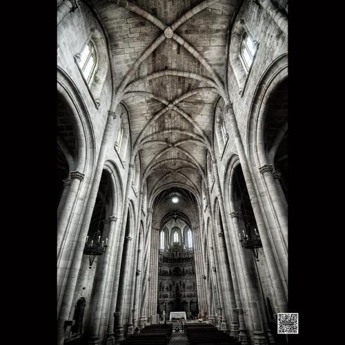 Ref: 15-1016 Perspectiva Interior da Sé CatedralTodas as...