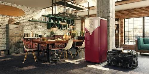 Gorenje Vw Bus Kühlschrank : Gorenje retro kollektion global kitchen electrics gmbh