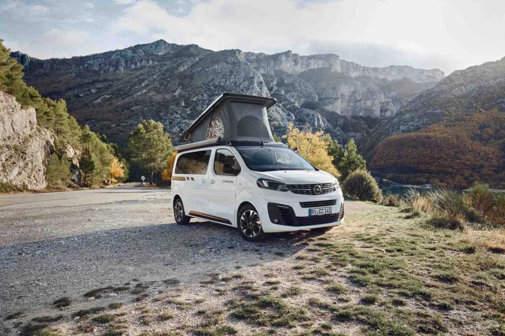 Es War Ja Nur Eine Frage Der Zeit Bis Opel Fur Den Neuen Zafira Life Endlich Eine Campervariante Anbietet In Kooperation Mit Hyme Abenteurer Aufstelldach Und Camper