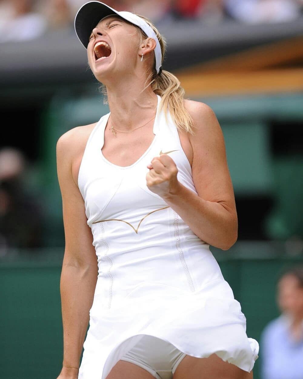 Смотреть фото под юбкой у теннисисток — photo 8