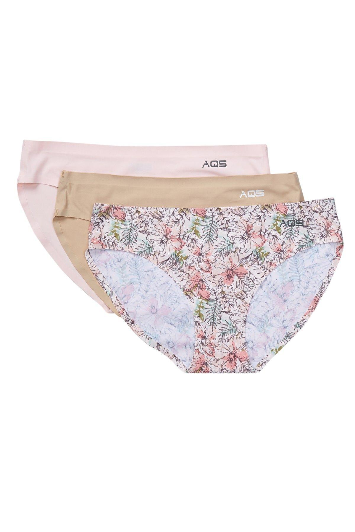4c7331a7b56 Assorted Seamless Bikini Cut Panty - Pack of 3