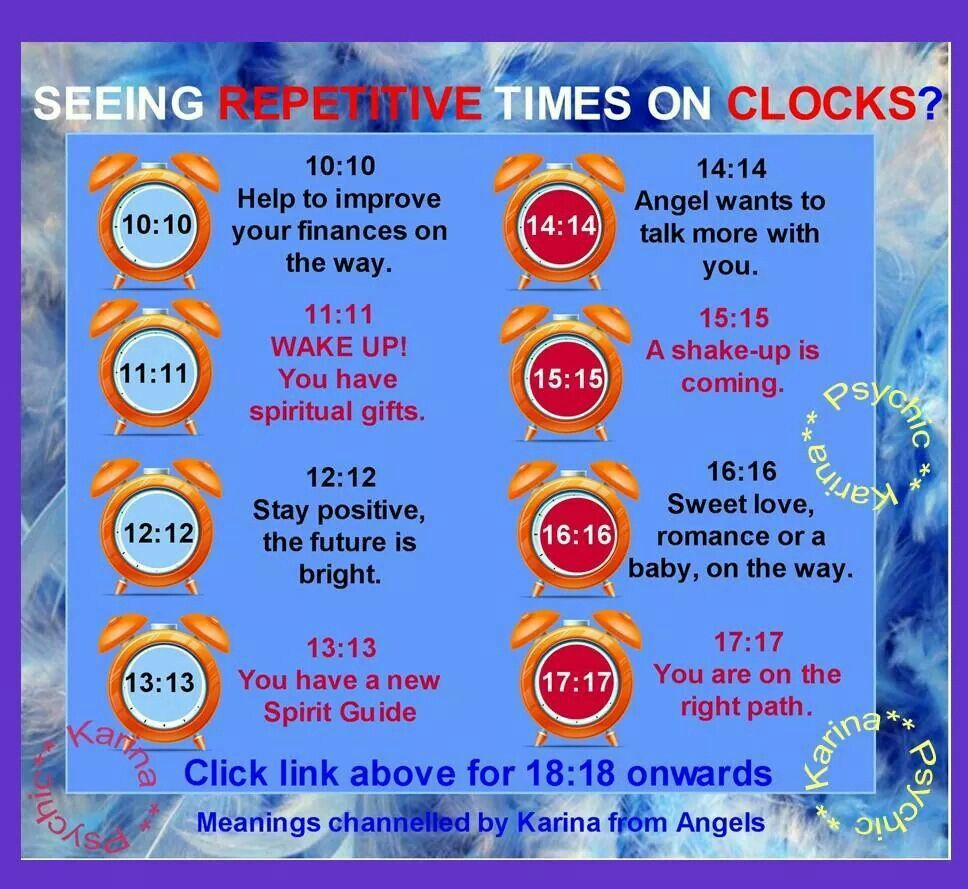 Interesting spirits and ghosts pinterest numerology angel repetitive numbers when the clock shows biocorpaavc