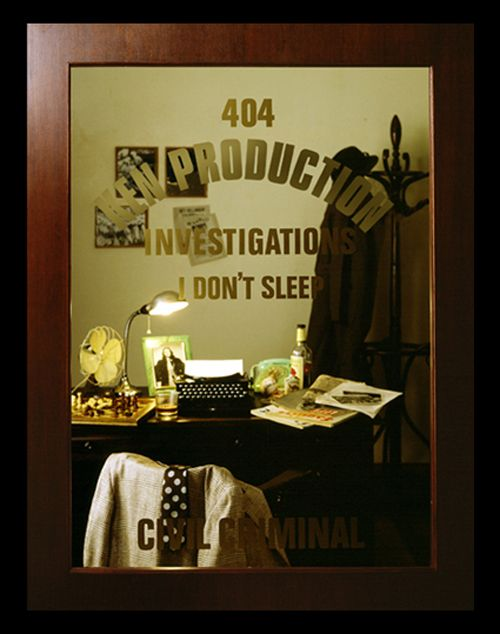 Cold Case Files | Office | Private investigator, Detective aesthetic