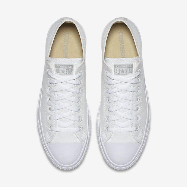 9ed476544159 Converse Chuck Taylor Monochrome Low Top Unisex Shoe