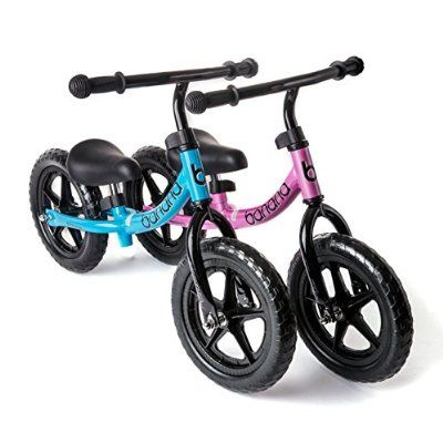 Banana Bike LT 3 Kids 2 Lightweight Balance Bike for Toddlers 4 Year Olds