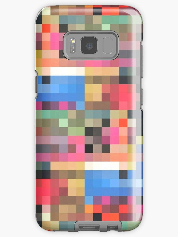 online store ba22d 6590b Pixeled 02' Case/Skin for Samsung Galaxy by wowarts   Phone Covers ...