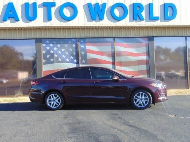 2013 Ford Fusion, 46,366 miles, $16,900.
